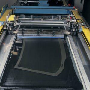 Výroba čelního skla